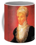 Caroline Herschel, German-british Coffee Mug