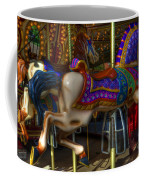 Carousel Beauties Going Away Coffee Mug