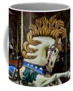 Carousel Horse - 4 Coffee Mug