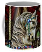 Carousel Horse 3 Coffee Mug by Paul Ward