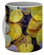 Carpet Of Gold Coffee Mug