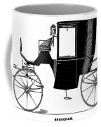 Carriage: Brougham Coffee Mug