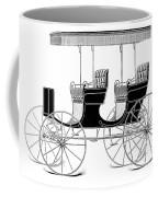 Carriage: Surrey Coffee Mug