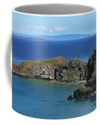 Carrick-a-rede Rope Bridge In The Coffee Mug