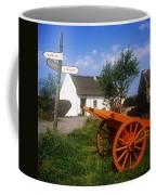 Cart On The Roadside Of A Village, The Coffee Mug