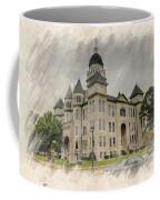 Carthage Courthouse Coffee Mug
