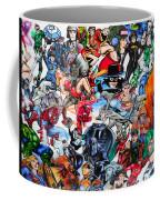 Cartoon Car Detail Coffee Mug