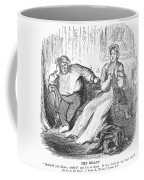 Cartoon: Draft, 1862 Coffee Mug