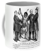 Cartoon: Native Americans, 1876 Coffee Mug by Granger