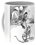 Cartoon: New Deal, 1937 Coffee Mug