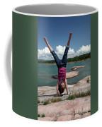 Cartwheel Coffee Mug