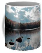 Cary Lake Coffee Mug by David Patterson