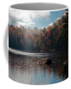 Cary Lake In The Adirondacks Coffee Mug