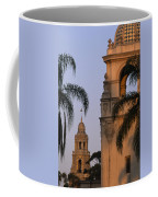 Casa Del Prado Theatre In Balboa Park Coffee Mug