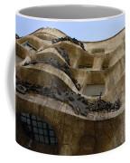 Casa Mila Barcelona Coffee Mug