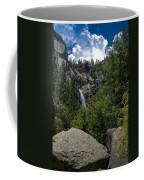 Cascade Falls Yosemite National Park Coffee Mug