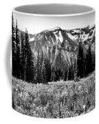 Cascade Mountain Range Coffee Mug