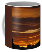 Cascade Mountains Sunrise 2 Coffee Mug