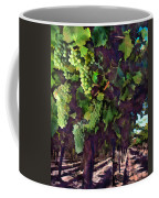 Cascading Grapes Coffee Mug