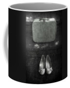 Case And Shoes Coffee Mug by Joana Kruse