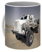 Casper Armored Vehicle Sits Coffee Mug