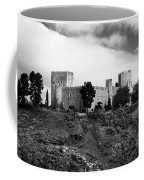 Castle And Clouds Coffee Mug