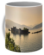 Castle Cannero On Lake Coffee Mug