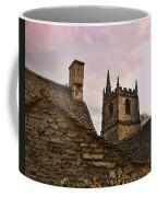 Castle Combe Medieval Church Coffee Mug