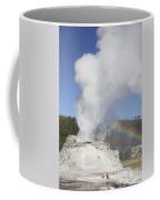 Castle Geyser Eruption, Upper Geyser Coffee Mug