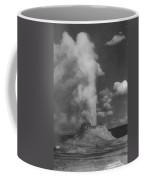 Castle Geyser Yellowstone Coffee Mug