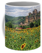 Castle In Dordogne Region France Coffee Mug
