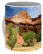 Castle In The Capitol Coffee Mug