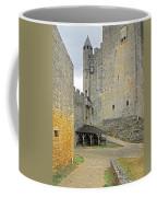 Castle Interior Ground France Coffee Mug