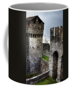 Castle Coffee Mug by Joana Kruse