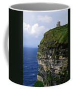 Castle On A Cliff, Obriens Tower Coffee Mug