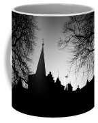 Castle Silhouette Coffee Mug by Semmick Photo