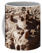Castles Made Of Sand Coffee Mug by Xueling Zou