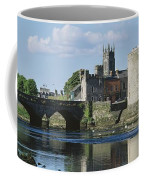 Castles, St Johns Castle, Co Limerick Coffee Mug