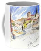 Castrillo De Duero In Spain 01 Coffee Mug