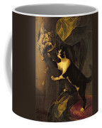 Cat And Dead Game  Coffee Mug