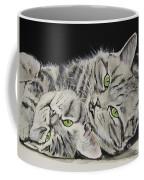 Cat Friends Coffee Mug