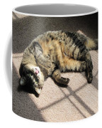 Cat Got Your Tongue Coffee Mug