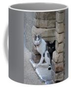 Cat Guardians Coffee Mug
