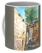 Cat In Nicosia Coffee Mug