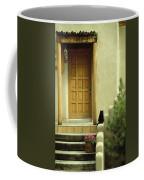 Cat Post Coffee Mug