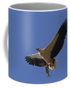 Catch Of The Day - White-bellied Sea-eagle Coffee Mug