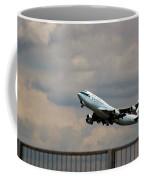 Cathay Pacific B-747-400 Coffee Mug