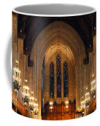 Cathedral In Chicago Coffee Mug