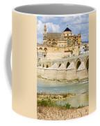 Cathedral Mosque In Cordoba Coffee Mug by Artur Bogacki