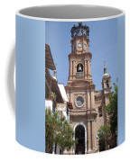 Cathedral Of Our Lady Of Guadalupe Coffee Mug